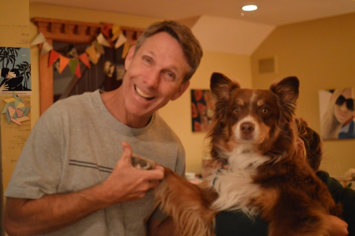 Dad and Pip